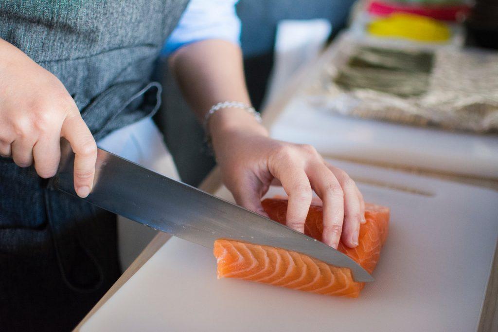 Caractéristiques des couteaux damas