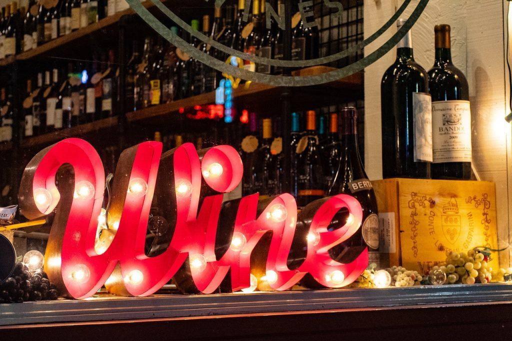 Wine Secret box de vin