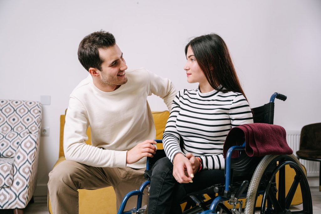 Parents handicapés avec enfants : bon à savoir