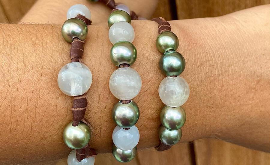 Affirmez votre style avec la collection de bracelets en perles de chez Kalinas Perles